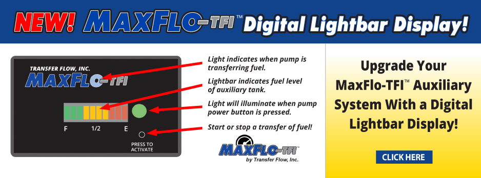 New! Digital Lightbar Display!