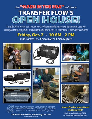 Open House October 7th