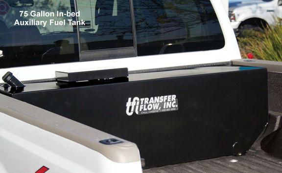 In Bed Fuel Tanks Transfer Flow Inc Aftermarket Fuel