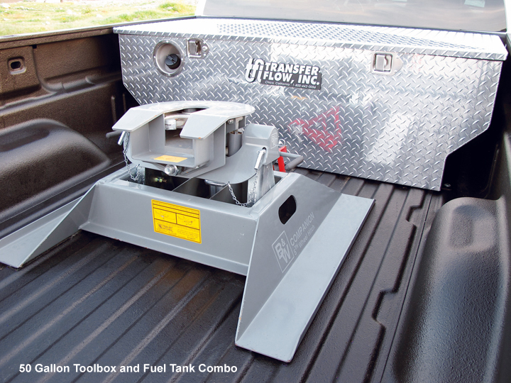 Toolbox And Fuel Tank Combos Transfer Flow Inc