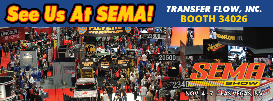Come Visit us at SEMA 2014!