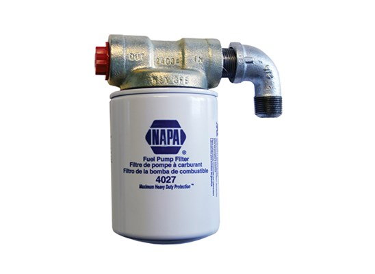 Napa In-line Fuel Filter Kit for Refueling Tank