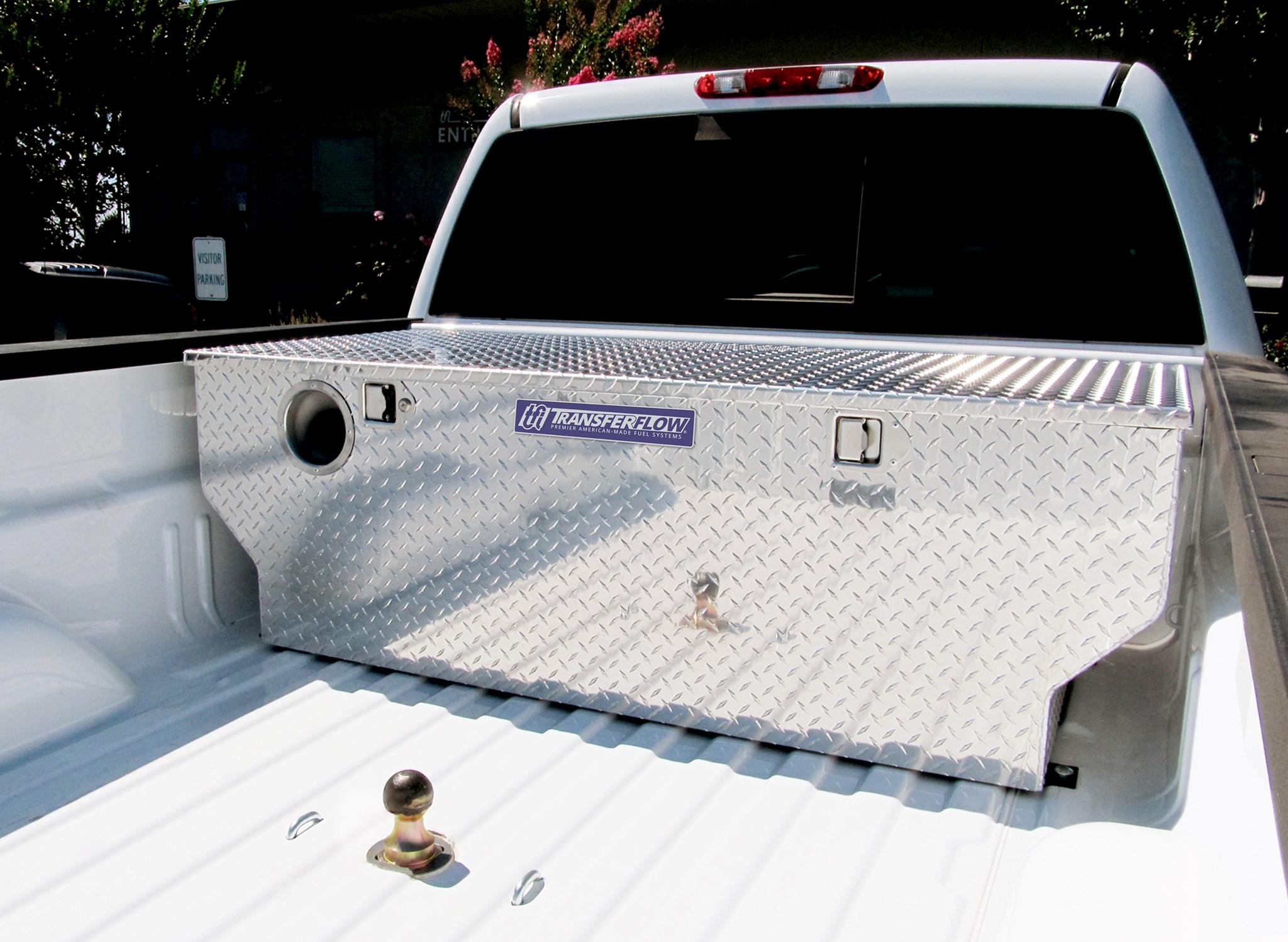 Flush Mount Truck Tool Box >> 50 Gallon Fuel Tank and Tool Box Combo - TRAX 3 - Transfer ...