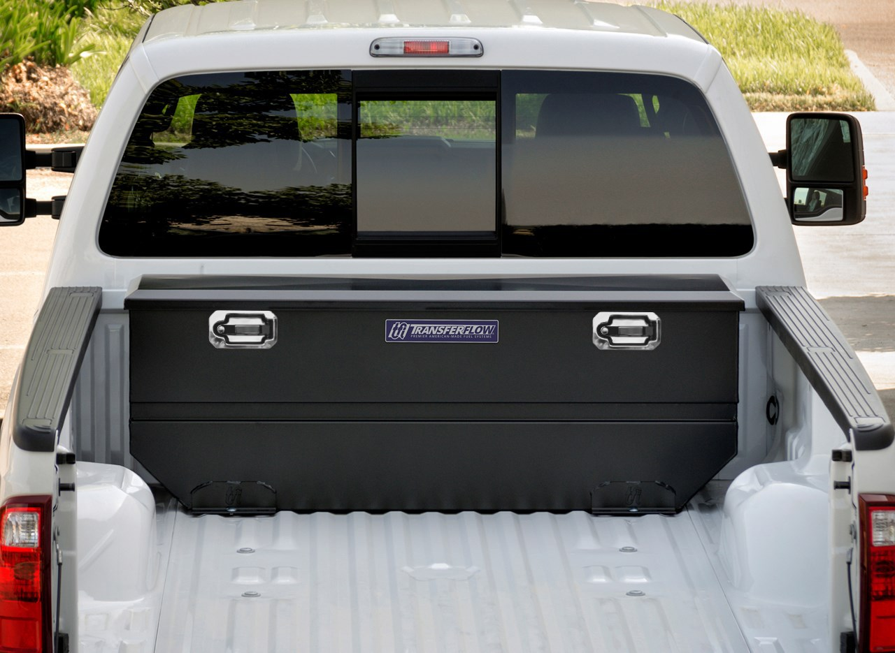 40 Gallon Fuel Tank and Tool Box Combo - TRAX 3 - Transfer ...