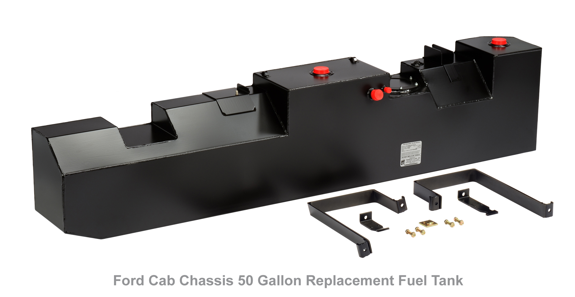 Transfer Flow Ford Cab Chassis Replacement Fuel Tank larger replacement fuel tanks transfer flow, inc aftermarket GM Ignition Fuse Box Connector at gsmportal.co
