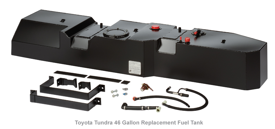 Transfer Flow Toyota Tundra Replacement Fuel Tank