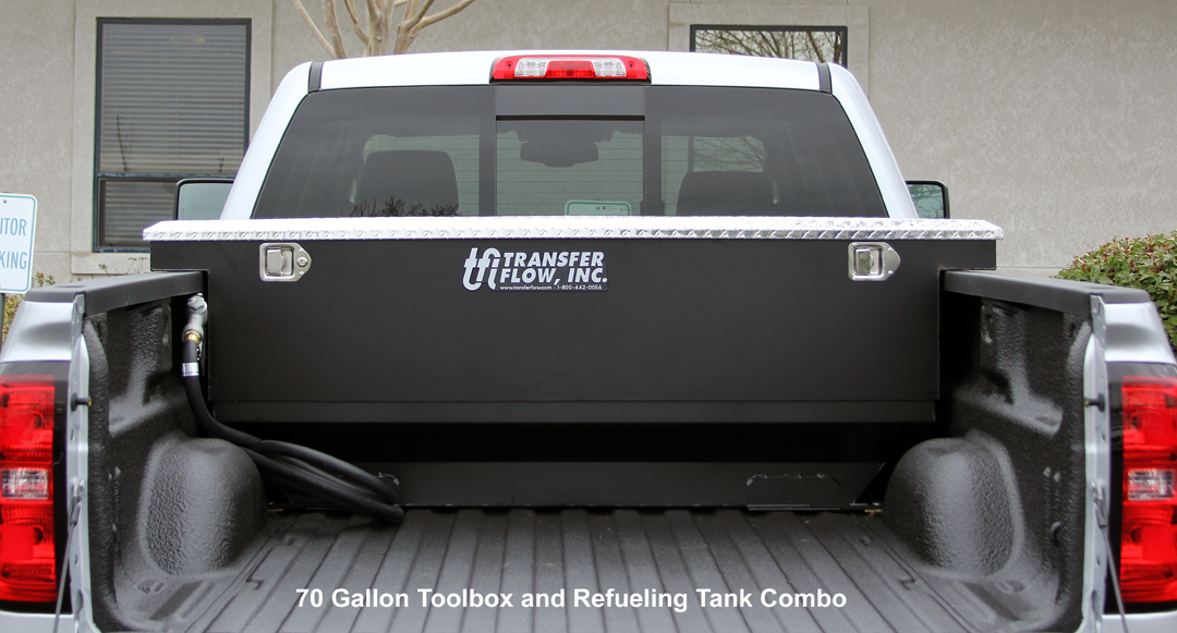 Toolbox Refueling Tank Combos Transfer Flow Inc